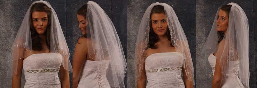 wedding veils | customise your own veil