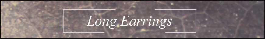 long earrings    vintage pearl earrings