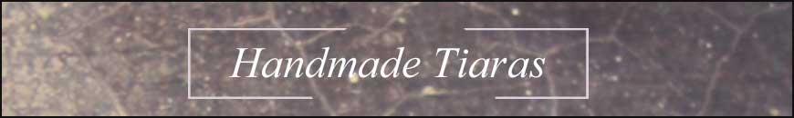 hand-made tiaras | boho wedding